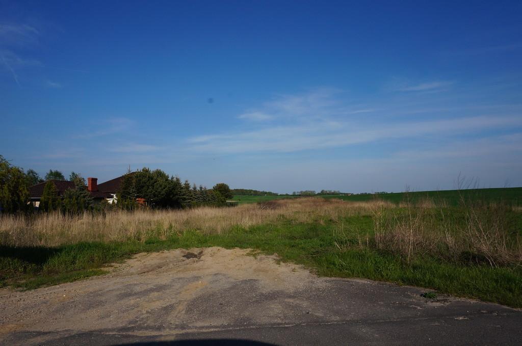 Atrakcyjne działki budowlane o pow 10 arów położone w Janczewie gm. Santok. Dojazd drogą asfaltową i częściowo ...