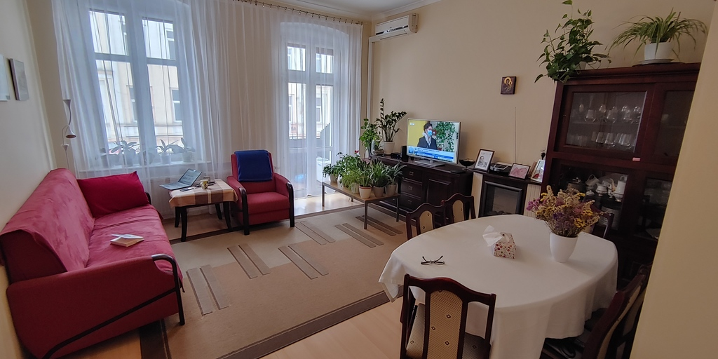 OFERTA WSTRZYMANA!  Zapraszamy Państwa na prezentacje atrakcyjnego 4 pokojowego mieszkania usytuowanego na I piętrze ...