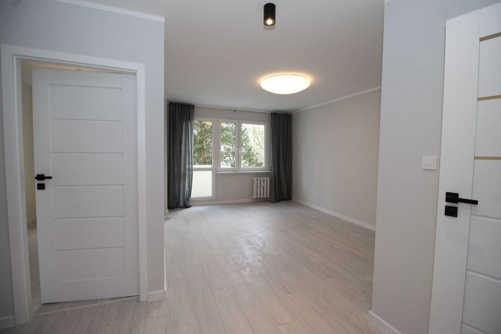 Forum nieruchomości 100% po kapitalnym remoncie 3 pokoje 53,61 m2 1 piętro w niskim bloku os. Górczyn  Oferujemy do sprzedaży mieszkanie ...