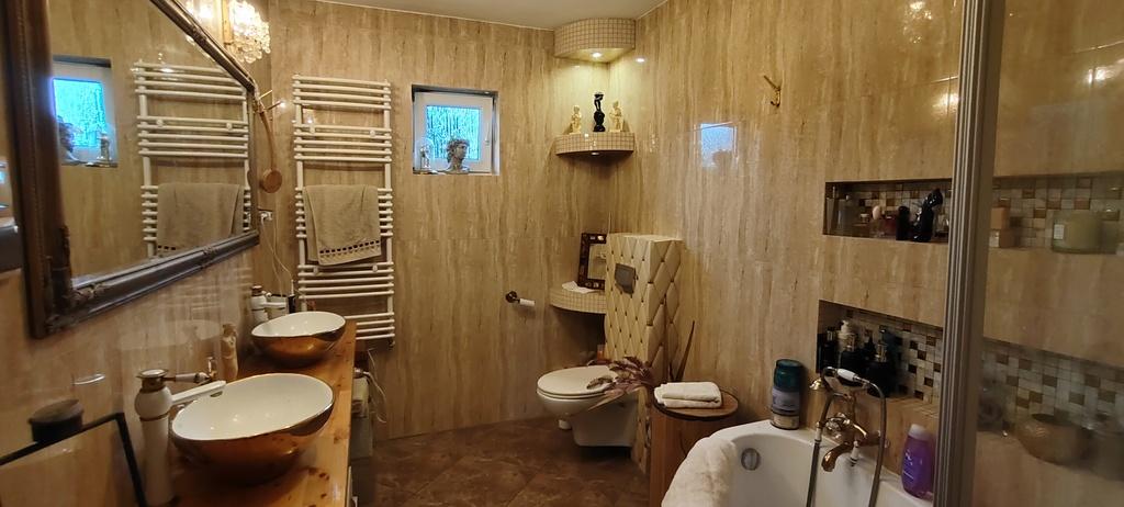 NOWA NIŻSZA CENA !!!    Prezentujemy Państwu funkcjonalny  dom wolnostojący  zlokalizowany w miejscowości ...